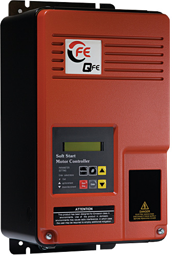 Fairford qfe soft starters ep normand ac drives dc for When do you need a motor starter